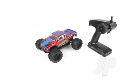 0f12e54e0a HELION ANIMUS ELECTRIC 1 18 Scale Monster Truck 4 Wheel Drive Brushed Motor  RTR - EUR 111