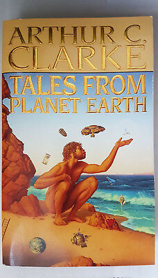 Arthur C Clarke - Tales From Planet Earth - Paperback Excellent