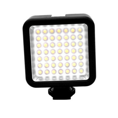 49 LED Video Light Camera Fill Light Photography Accessory for Camcorder D1R