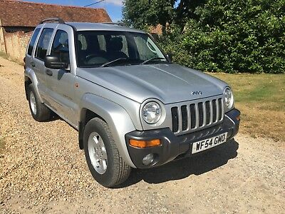 Jeep Cherokee Limited CRD A