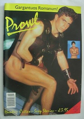 Gay Interest Magazine 80s/90s Prowl Issue 4