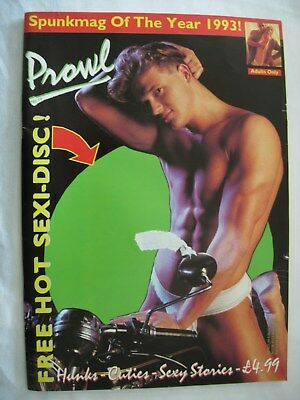 Gay Interest Magazine 80s/90s Prowl Issue 19