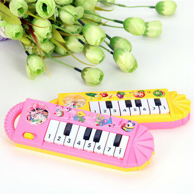 Baby Toddler Kids Musical Piano Developmental Toy Early Educational Game gift KL