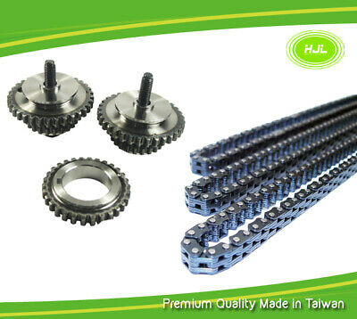 TIMING CHAIN KIT Fit 06-17 Buick Pontiac Cadillac 3 6L WITH Camshaft