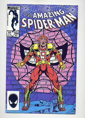 Amazing Spiderman #264 NM- 1985 ~ Fast Shipping ~ Marvel Comic Book