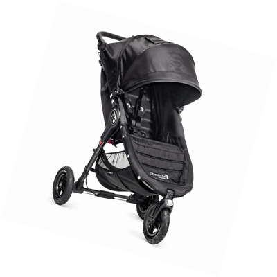 Baby Jogger City Mini GT - Silla de paseo, color negro