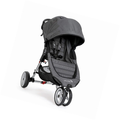 Baby Jogger City Mini 3 - Silla de paseo, color denim negro