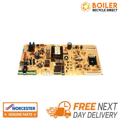 WORCESTER - 24i RSF Main PCB - 87161463000