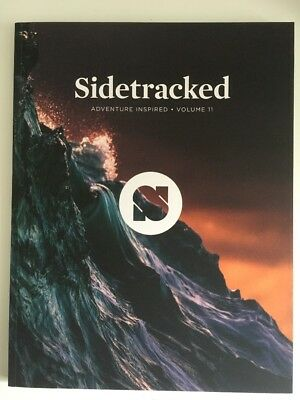 Sidetracked Magazine Volume Issue 11 Adventure Inspired