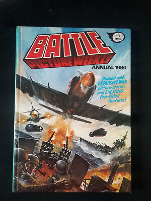 Battle Picture Weekly  Annual - 1980