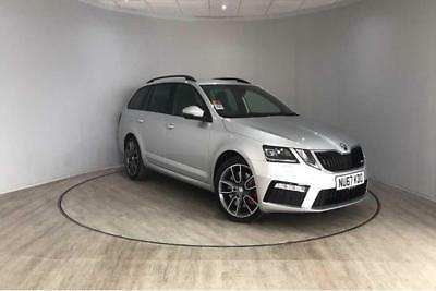 2017 Skoda Octavia vRS Estate (2017) 2.0 TSI vRS (230PS