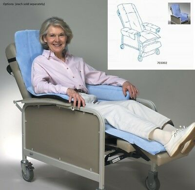Geri-Chair Accessory Cozy Seat by Skil-Care # 70300X - NEW!