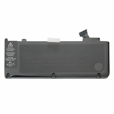 6 Cell Laptop 10.95V Battery For Apple MacBook Pro 13 '' Seris A1278 A1322