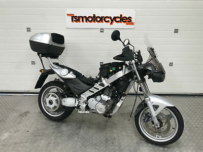 Bmw F 650 Cs 2003 (53) Damaged Repairable