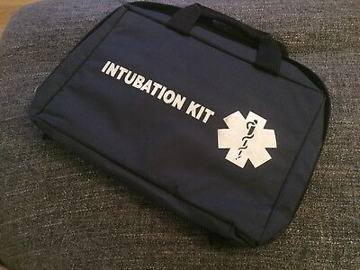 Intubation Pouch Bag Paramedic Kit Bag