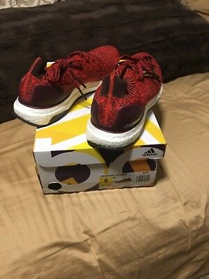 c5e3f06700a New Men s ADIDAS ULTRA BOOST Uncaged - BY2554 - Dark Burgundy Ultraboost  Size 9