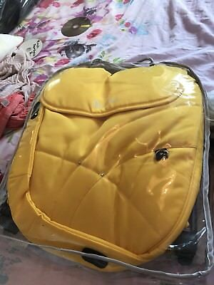 used once silvercross wayfarer colour pack yellow flavour