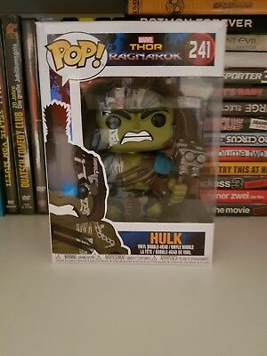 Funko Pop Hulk OVP Thor Marvel
