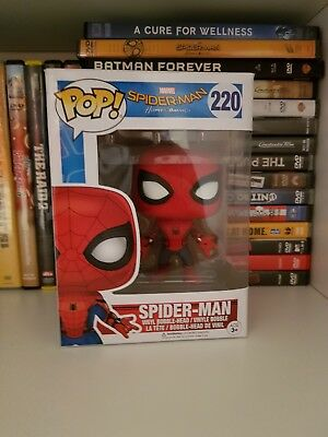 Funko Pop Spiderman OVP Spider-Man Marvel