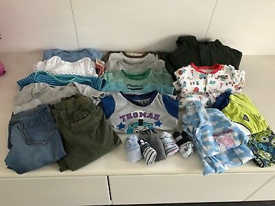 boys bundle 18-24 months - over 15 items including winter coat