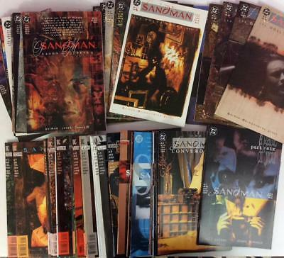 Sandman #10 to #75 complete run (DC 1989) 65 x high grade issues.