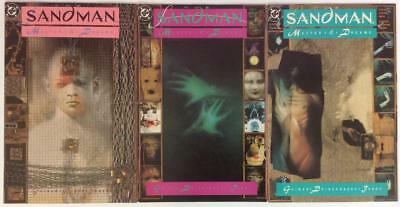 Sandman #5,6 & 7 (DC 1989) VF and NM condition