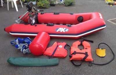 bombard ax2 dingy, boat with engine