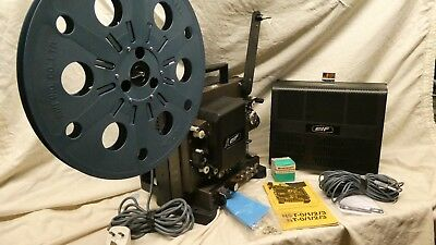 HIGH QUALITY 16mm PROJECTOR BY ELF OF JAPAN - EIKI NT-3.