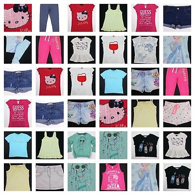 Girls Build a Bundle Dresses, Jeans, Tops, Tees, Skirts 7-8/8-9/9/10 Yrs NEXT GC