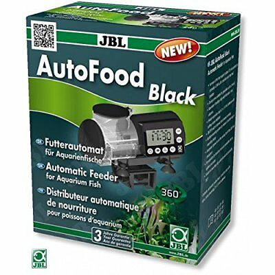 Autofood Black auto Food - Automatic Fish Feeder 6061500 By Jbl