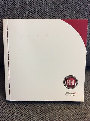 FIAT 500C Mini Flip Photo Book