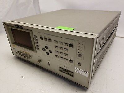 HP 4284A Precision LCR Meter WORKING UNIT
