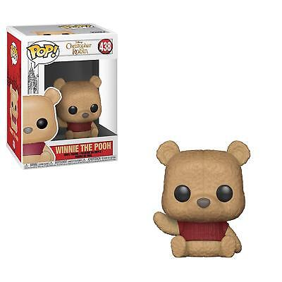 Funko Pop MV Disney:Christopher Robin Winnie The Pooh 438 32090 In Stock