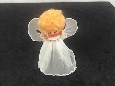 Antique Angel Tree Topper