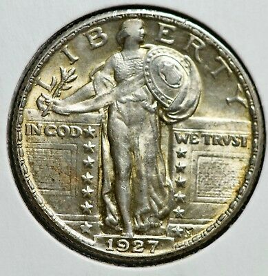 1927 Standing Liberty Quarter 25C Coin