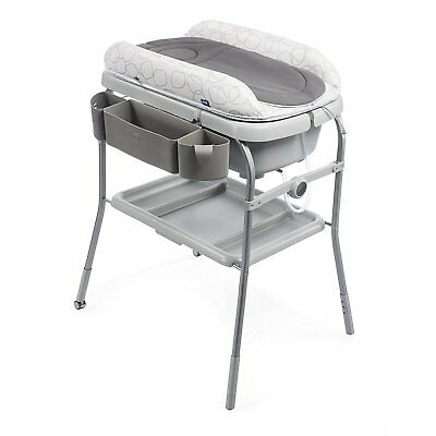 Chicco Baby / Child Cuddle & Bubble Comfort Baby Bath And Changing Table FAST PO