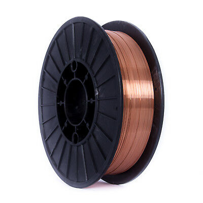 Unimig 0.8mm ER70S-6 MIG Wire 5Kgs MS.8B