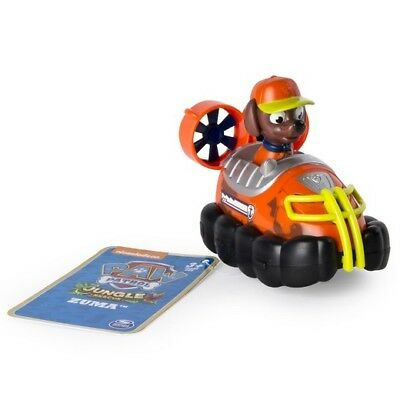 Genuine Paw Patrol Jungle Rescue Zuma Racer NEW RELEASE Nickelodeon Hovercraft