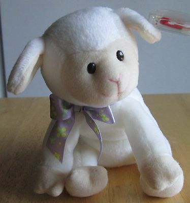 2008 TY Beanie Babies Sheepishly the Lamb, Great condition