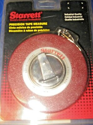 NOS Starrett HC530-50 Precision Tape Measure 50 Feet (530-50)  Free Shipping