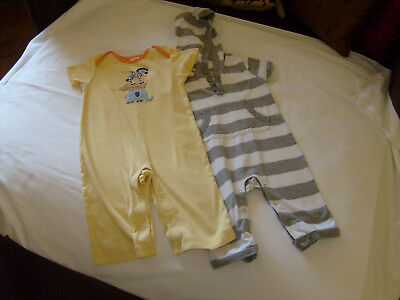 Boys 2pc Winter and Spring Outfits Gymboree Beetle Bug Old Navy