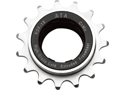Old School Bmx Freewheel Black Nickel By Ata Various Sizes Available