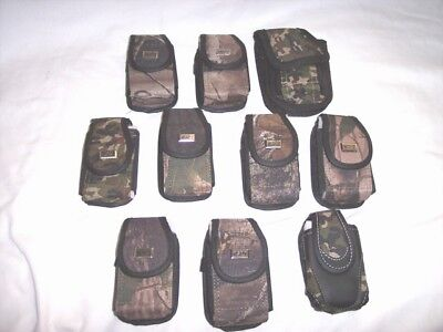 10 Cell Phone Case Lot Realtree Camo Style Clip On Case Wholesale Lot Phone Case
