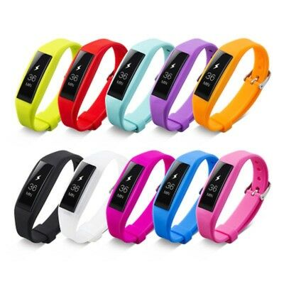 10 PCS Wristband Watch Band For Fitbit Alta Silicone Replacement Wrist Strap New