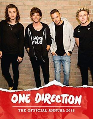 One Direction: The Official Annual 2016 Annuals 2016 Hardcover