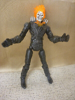 Hasbro Marvel Legends Ghost Rider 6 inch (articulated fingers) 2006