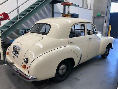 1952 Immaculate Holden Fx Sedan !!!  Stunning Gleaming Condition