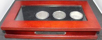 Four Centuries Of American Silver Dollars (Only 3 Coins) | Coin Sets | KM Coins