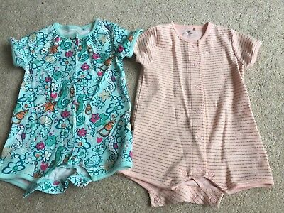 NEXT Baby Girl Clothes 0-3 Months Bundle