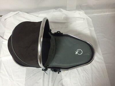 Icandy  Peach Lower Carrycot In Black Jack